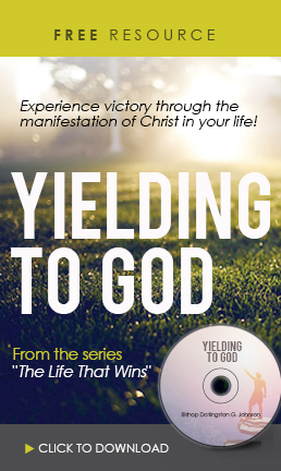 "Free Resource: ""Yielding to God"""